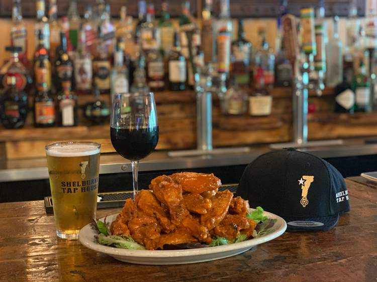 Wings, Wine, Beer & Swag!