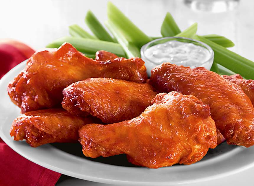 Wings THE BUZZ
